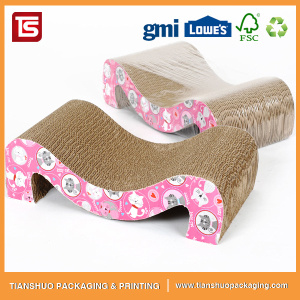 Good Quality Cardboard Cat Scratcher Furniture
