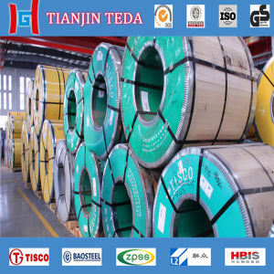 201 304 316 430 Cold Rolled Stainless Steel Coils pictures & photos