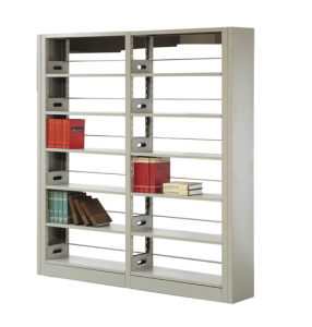 Library Bookshelf with Single Upright (T8-MB1-06) pictures & photos