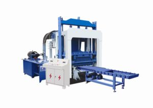 Fully Automatic Concrete Brick Making Machine pictures & photos