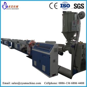 PPR Pipe Extrusion Line/PP-Rt Pipe Manufacturing Machine pictures & photos
