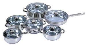 12PCS Cookware Set (CB12PB)