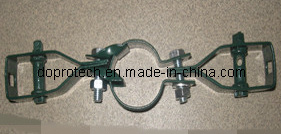 Coated Metal Fence Clamps (DP-FA)