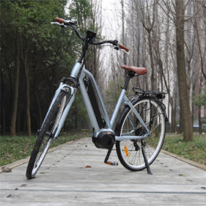 26inch Middle Driving City Electric Bike pictures & photos