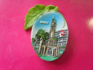 2011 New Fridge Magnet Barcelona (S007)