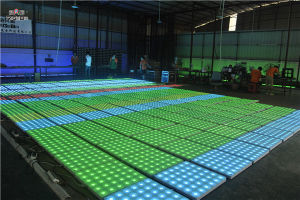 60X60cm 432LEDs LED Dance Floor/LED Stage Floor pictures & photos