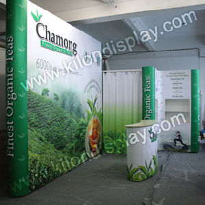 Pop up Display Stand (banner stand display)