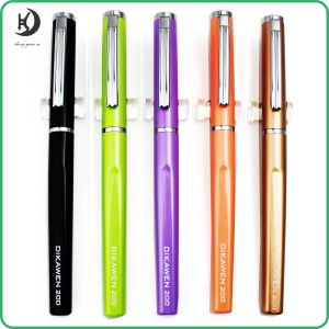 2016 Hot Salenovelty Colorful Wholesale Good Quality Fountain Pen Stationery Plastic Fountain Pen