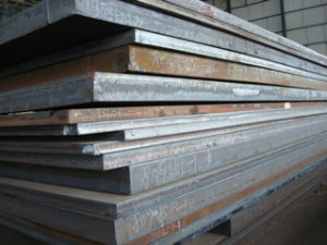 Steel Plate From Shirley pictures & photos