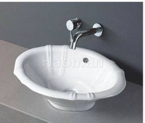 Art Basin with Faucet (HM-A-07)