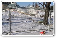 Temporary Fencing with Welded Wire Mesh pictures & photos