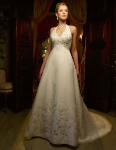 Designer Wedding L Dresses (Z-048)