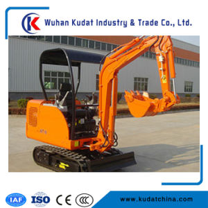 Full Hydraulic Crawler Excavator 1.7 Ton Kd16 pictures & photos