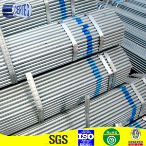 Common Carbon Steel Hot Dipped Galvanized Pipes (JCHG-04) pictures & photos