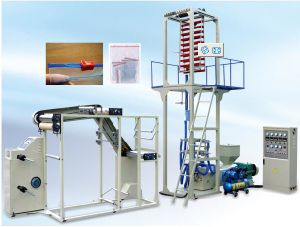 Zipper Bag Blowing Machine (SJ-Z65)