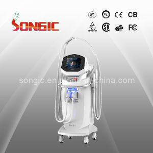 Vertical E-Light Hair Removal and Skin Rejuvenation Machine