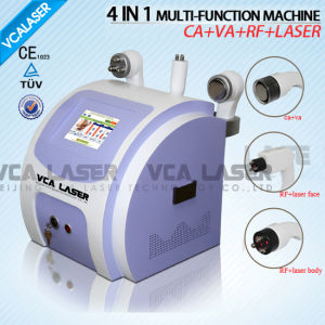 RF Skin Tightening Ultrasonic Cavitation Body Slimming Beauty Salon Equipment (VS802) pictures & photos
