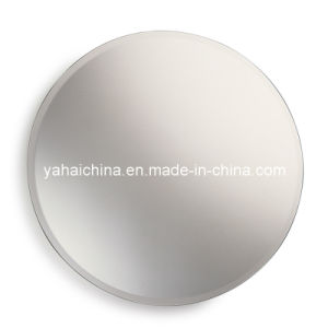 4mm Round Bathroom Float Silver Mirror pictures & photos