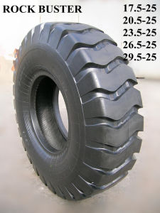 Bias Loader Tires E3/L3 17.5-25 20.5-25, OTR Tires pictures & photos
