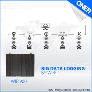 WiFi GPS Tracker with Tracking by Time, Distance and Engine pictures & photos