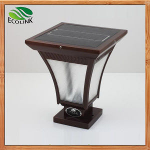 Solar Lawn Light Balcony Lamp Wall Lamp pictures & photos
