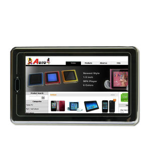 6.0 Inch 3G Android 2.1 MID (NB-032)