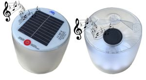 Hot! ! ! New Arrival Bluetooth LED Light Solar Lantern pictures & photos