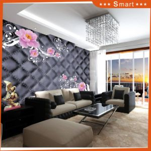 Leather Pattern Design 3D Stereoscopic Oil Painting for Home Decoration pictures & photos