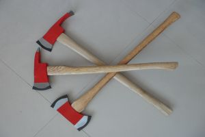 Double Bit Axe with Wood Handle pictures & photos