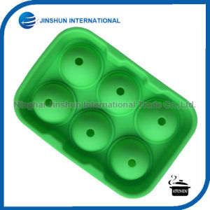 45mm Silicone Ice Ball Maker Mold pictures & photos