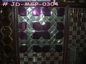 2016 Wholesale Crystal KTV Decoration Cobbled Mirror Tile (JD-MSP-0304) pictures & photos
