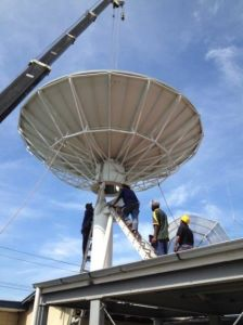6.2m Earth Station Rx Only Antenna pictures & photos
