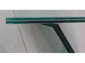 4mm -19mm Clear and Tinted Laminated Safety Glass Manufactures (JINBO) pictures & photos