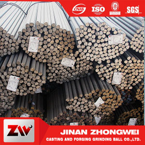 China Manufacturers Laiwu Steel Grinding Rods pictures & photos