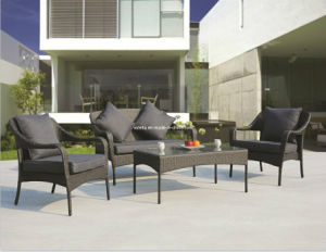 Garden Synthetic Rattan Furniture Set Wicker Outdoor Rattan Furniture pictures & photos