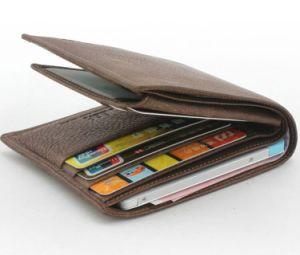 Ultra Thin Metal Credit Card Power Bank 2500mAh pictures & photos