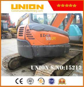 Hitachi Zaxis 55ur (5.5t) Excavator pictures & photos