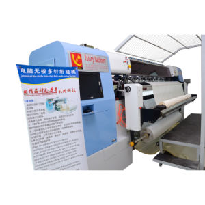Yuxing 1200rmp Chain Stitch Quilting Machine for Mattress pictures & photos