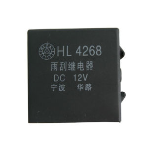 Auto Parts-Windscreen Wiper Relay (HL4268)