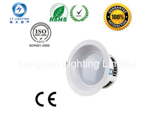Lt 5inch 15W Indoor LED Anti-Glare Down Light with RoHS/CE for Hotel