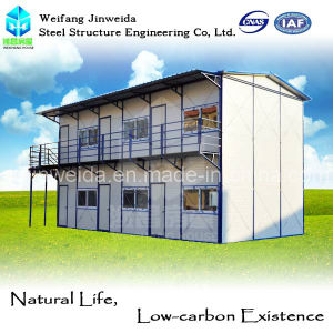 Two Storeys Prefab Dormitory House pictures & photos
