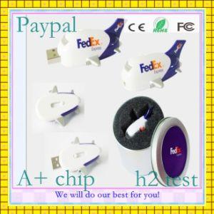 Full Capacity Plane Shape USB Flash Drive (GC-P077) pictures & photos