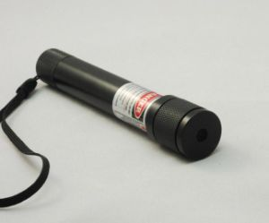 200mW Adjustable Focus Red Laser Pointer (JLR-006)