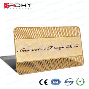 Writable and Readable RFID Smart Membership Card pictures & photos
