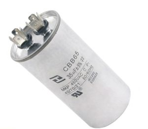 Cbb65 Air Conditioner Capacitor 250VAC Polypropylene Film Capacitor pictures & photos