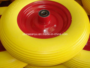 PU Foam Wheel (4.00-8)