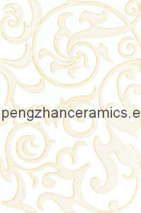 30*45cm Glazed Ceramic Wall Tile (PZ-N4522H)
