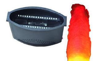 LED Silk Flame Light
