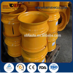 3PCS and 5PCS Forklift Wheel Steel Ort Wheel pictures & photos