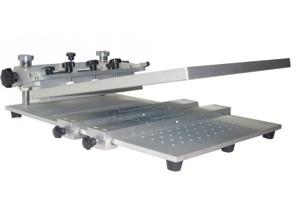 Manual Screen Printer/ Screen Printers T4030v pictures & photos